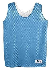 Buy Custom Augusta Women s Tricot Mesh Reversible Tank Outside: COLUMBIA BLUE, Inside: WHITE WL by Augusta