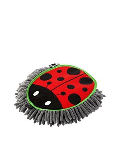 VIGAR Manopla Ladybug Negro / Rojo / Verde