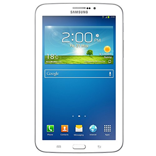 Samsung Galaxy Tab 3 7.0 3G T211 8GB-White unlocked phone
