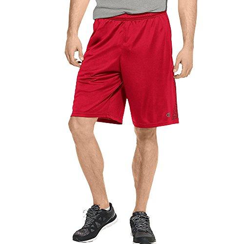 Champion Vapor Knit Men's Shorts_Champion Scarlet_XXL