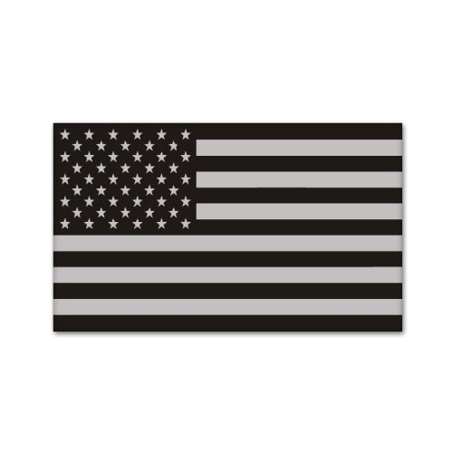 American Subdued Flag Decal Tactical Military Car Sticker Decal 5""