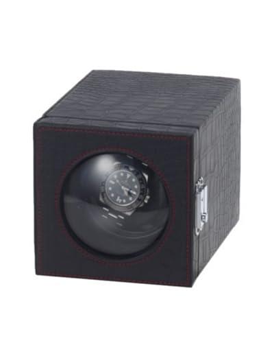 Portax Watchwinder  Bullseye 1 Negro