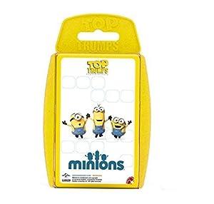 Minions Top Trumps Game(1)