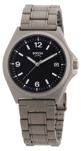 Herren-Armbanduhr Titan 3546-01