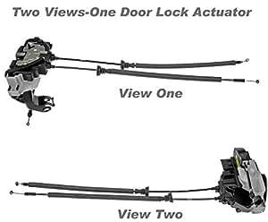 amazon com  apdty 048158 door lock actuator one integrated