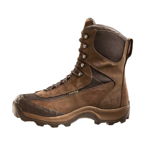 "Under Armour Men's Ridge Reaper™ 8.5"" Hunting Boots 10.5 Slate Brown"