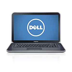 Dell Inspiron 15z i15z-4801sLV 15.6-Inch Touchscreen Ultrabook