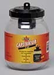 Starbar Captivator Fly Trap Patented Feeding and Sex Attractant Annoying Flies