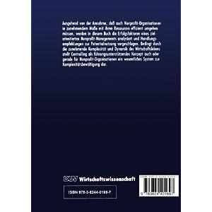 Controlling in Nonprofit-Organisationen: Erfolgsfaktoren und Instrumente (Edition Eosterre