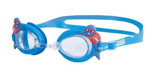 Zoggs Little Zoggy Childrens Swimming Goggles (Blue)