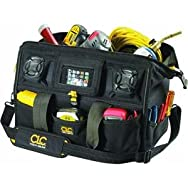 39-Pocket Stereo Speaker Tool Bag-39PKT TL BAG W/SPEAKER