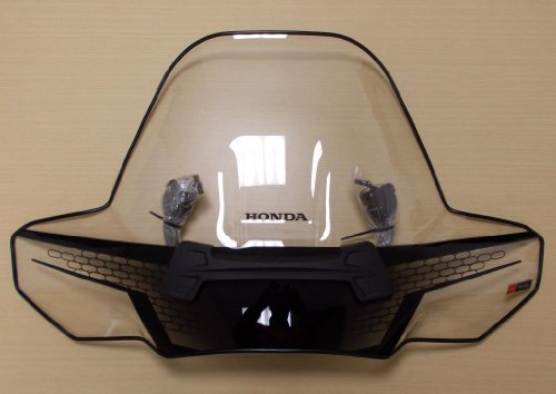 New 2007-2013 Honda Trx420 Trx 420 Rancher Atv Windscreen Windshield front-613175