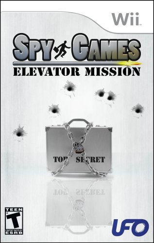 Spy Games Elevator Mission