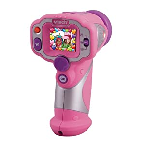 Vtech Kidizoom Video Camera (Pink)
