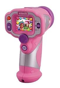 Vtech Kidizoom Video Camera (Pink)