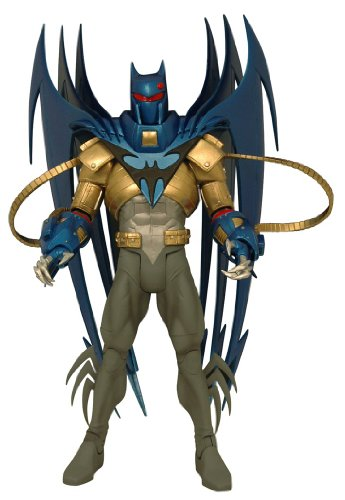 Buy Low Price Mattel DC Universe Classics Azrael Batman w/ Knightfall Armor Action Figure (B003ZX7H0A)