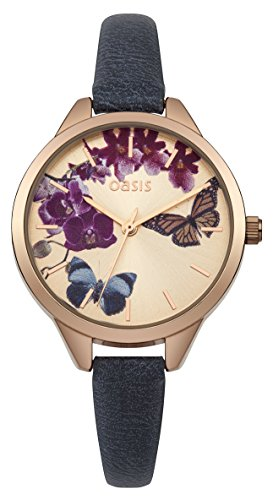 oasis-womens-quartz-watch-with-white-dial-analogue-display-and-navy-pu-strap-b1541