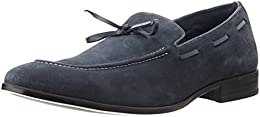 Louis Philippe Mens Leather Loafers and Mocassins