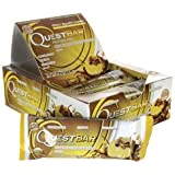 Quest Nutrition Natural Protein Bar, Chocolate Peanut Butter, 12 Count