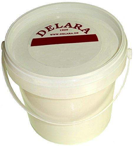 DELARA Sehr hochwertiges Möbelwachs mit Jojoba und Bienenwachs, 500 ml, Farbe: Farblos - Made in Germany thumbnail