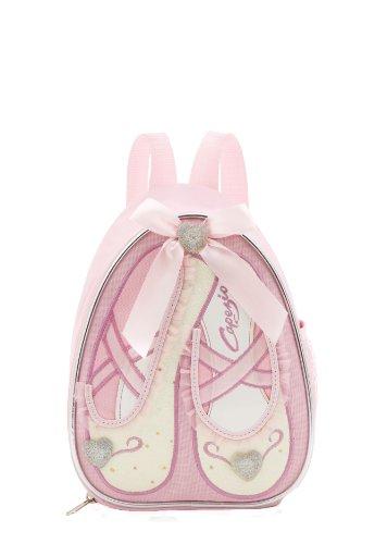 capezio-bambini-piccolo-zaino-borsa-per-il-pranzo-con-motivo-scarpe-da-danza-b122-c-rosa-o-lilla-pin