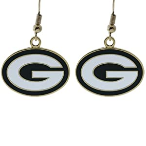 Green Bay Packers - Logo Earrings