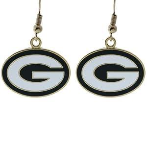 Green Bay Packers - Logo Earrings