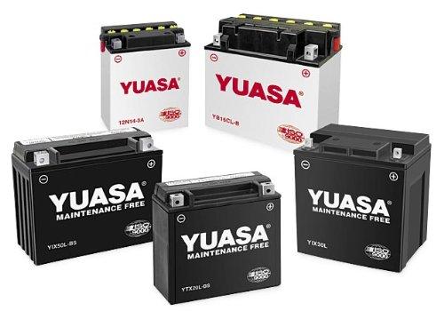 Yuasa Factory Activated Maintenance Free Battery - Ytz7S Yuam727Zs