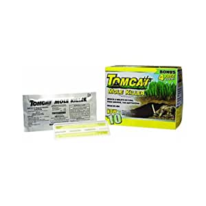 Motomco LTD 39966 Tomcat Mole Killer