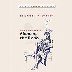 Adam of the Road Audiobook