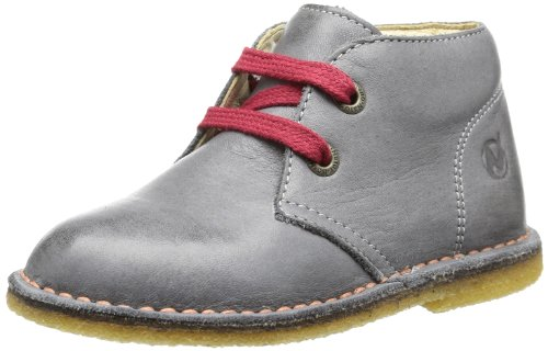Naturino Boys NATURINO 4528 Velcro Shoes Gray Grau (ANTRACITE 9101) Size: 20