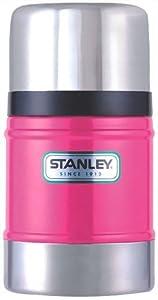 STANLEY(スタンレー) クラシック真空フードジャー 0.5L ピンク 10-00811-009