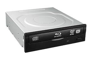 LiteOn IHES112-115 12x SATA Internal Blu-Ray Disc Combo - Black Bulk