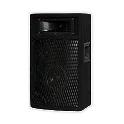 Acoustic Audio PA-500X Passive 800 Watt 3-Way Speaker Pair DJ PA Karaoke Studio Speakers by Acoustic Audio