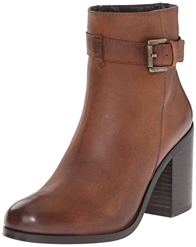 Image of Steve Madden Women's Porshia Boot, Cognac Leather, 7.5 M US