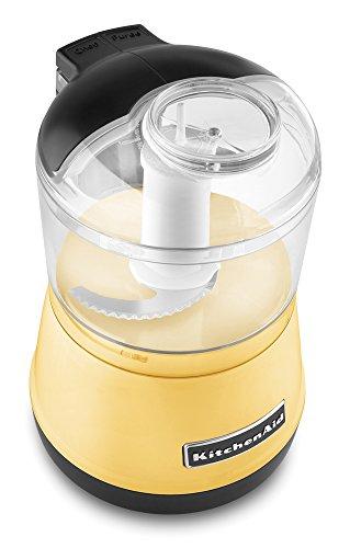 Kitchenaid Kfc3511My 3.5-Cup Food Chopper - Majestic Yellow front-1003732