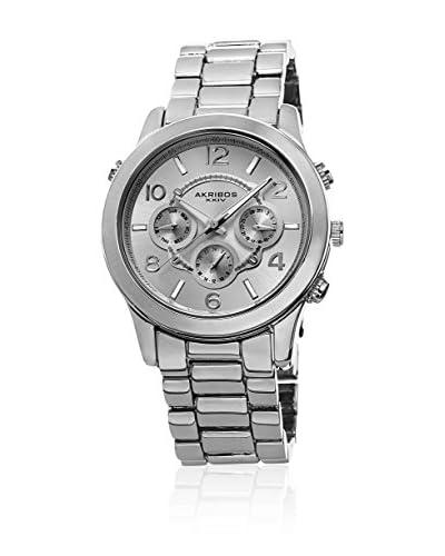 Akribos XXIV Reloj con movimiento cuarzo suizo Woman AK648SS 40 mm