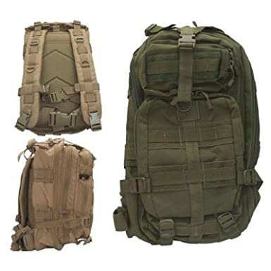 LEVEL III MOLLE Assault