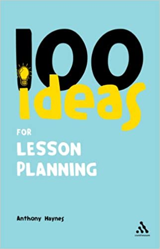 100 ideas for lesson planning book cover