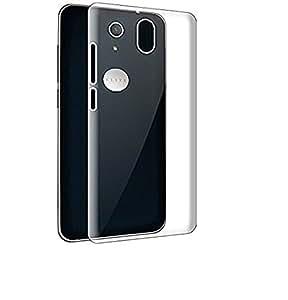 Swipe Elite Plus Rubber Soft Silicon Back Cover For Swipe Elite Plus (Transparent)