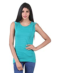 Juelle Women's Blended Multi Colour Top
