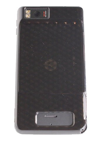 Verizon High Gloss Silicone Cover Case for Motorola