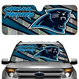 NFL Carolina Panthers Auto Sun Shade Amazon.com
