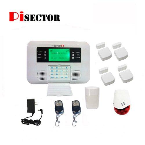 Burglar Alarm Systems And Home Intruder Monitoring