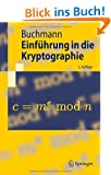 Einf�hrung in die Kryptographie (Springer-Lehrbuch) (German Edition)