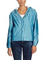 FRENCH COOK Chaqueta Impermeable Raincoat (Azul Medio)