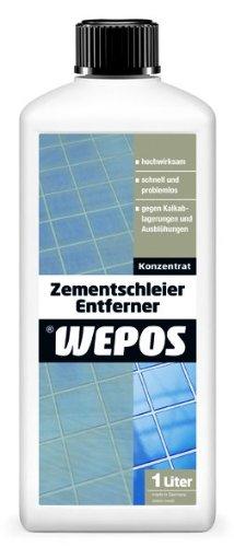 Wepos Zementschleier Entferner 1 Liter