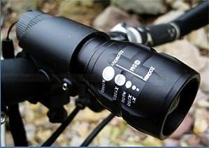 NowAdvisor®Q5 CREE 240 Lumen LED Bike Bicycle Headlight Torch