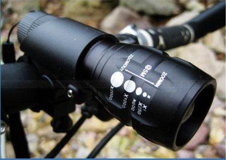 NowAdvisor Q5 CREE 240 Lumen LED Bike Bicycle Headlight ...