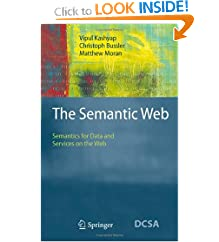 The Semantic Web: Semantics for Data and Services on the Web
